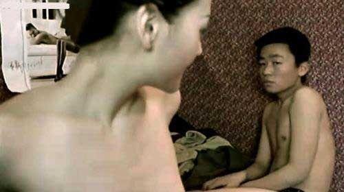 古天乐与林雅诗在1998年拍摄《邪教档案之末日风暴