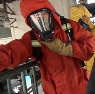 乐山化工厂发生中毒事故
