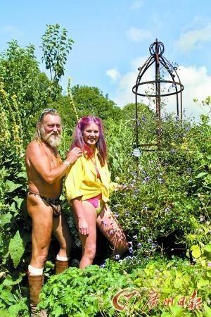 色眯眯去旅行赤裸出游你敢吗?