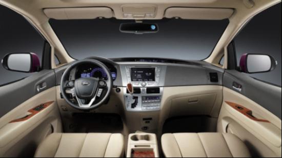 南充比亚迪博宇汽车 新M6开拓MPV市场新天地