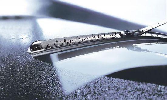 轿车雨刮器结构图