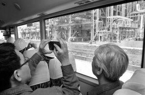 成都市政协委员考察四川石化炼化一体化项目