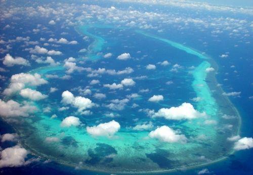 组图:探寻西沙群岛的美丽容颜
