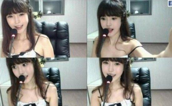 韩裸聊视讯主播夏娃蹿红