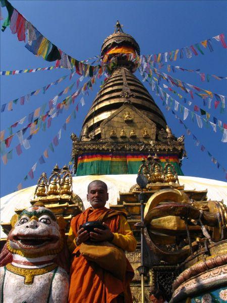 王国禁地尼泊尔最佳旅游之地