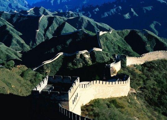 正在消失的十大世界遗产中国长城上榜