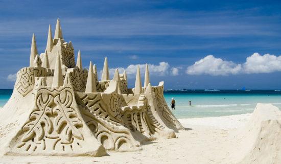 top3:菲律宾长滩岛 长滩岛(boracay)