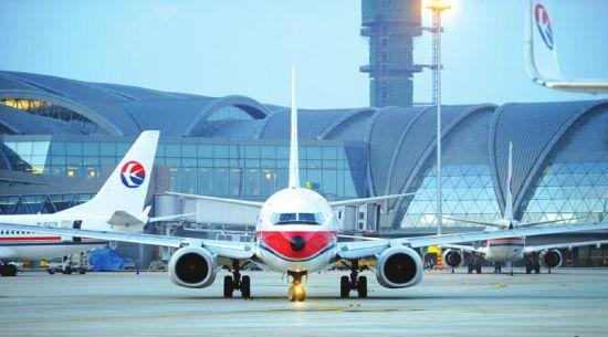 成都雙流機場如開航展 50架公務機將入川