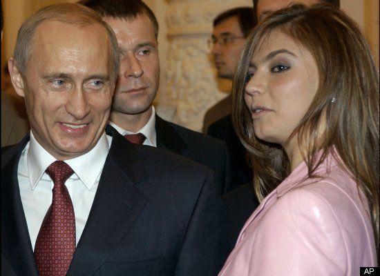 俄罗斯性感体操皇后卡巴耶娃被疑小三