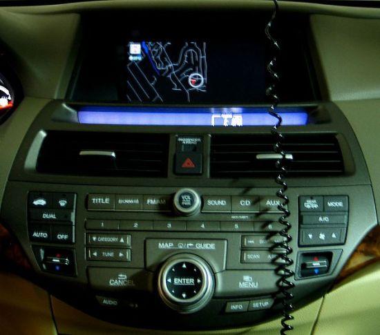 汽车导航系统的演进变化