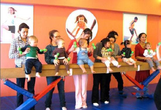 爱乐国际儿童运动馆
