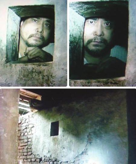 """男子被关的""""碉堡""""。(图据宜宾电视台酒都播报)"""