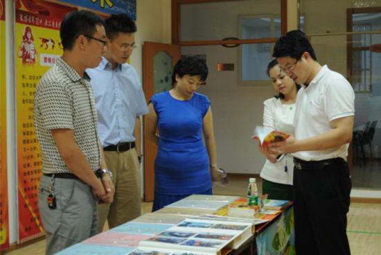 团中央权益部副部长陈琳同志莅临遂宁市青少年宫调研工作