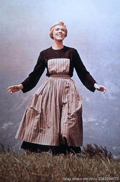 《音乐之声》安德鲁斯之玛利亚-教师节盘点荧幕上十大经典教师形象