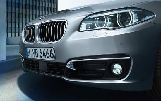 创新BMW 5系Li 全国上市