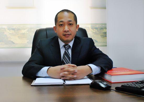 德阳中意起亚4S店总经理朱林先生