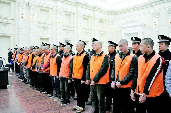 法院对胡志全涉黑案进行了公开宣判