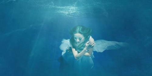远古水下动物图片
