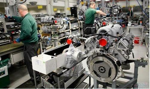 宾利将为大众奥迪生产w12缸发动机