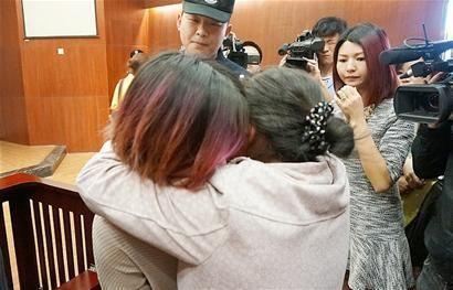 陈思思家人表示:不上诉,希望女儿好好改造早点出来