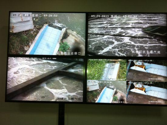 四川移动联合眉山环保局试点打造环境监控平台