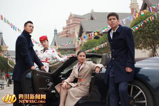 中国最美校服