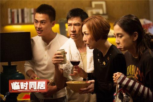 张家辉曝与郑秀文床戏内幕:她推倒我