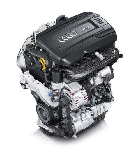 奥迪q3发动机型号几缸
