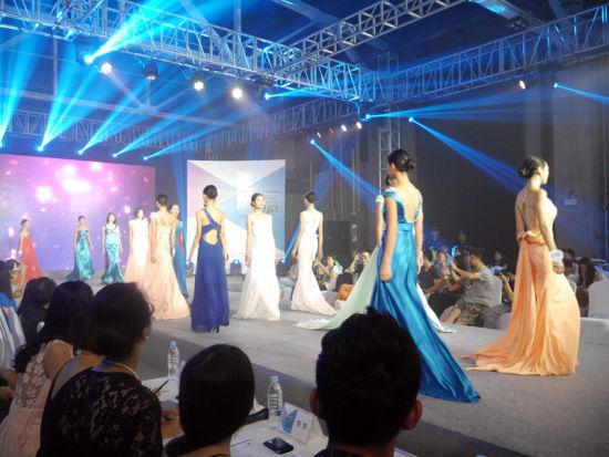 2014新丝路中国模特大赛成都赛区