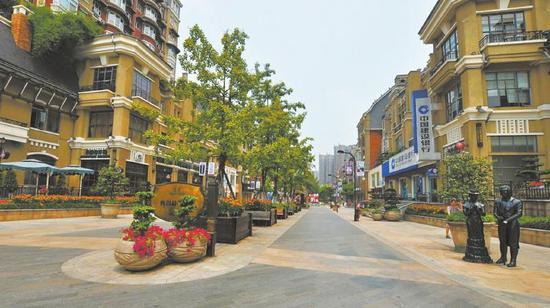 街区制推广 成都已在9个示范片区试点