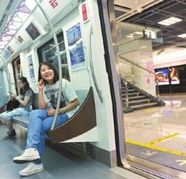 【换乘】成都地铁3号线周日开通 可与1、2、4号线换乘