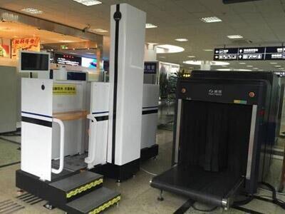 成都双流机场成网红 X射线安检引公众不安