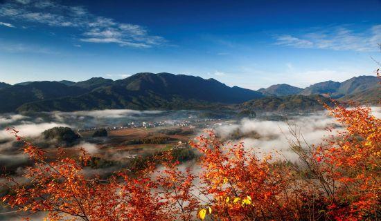 巴中空山天盆风景区