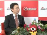 长安马自达的市场部总监:祝振宇先生