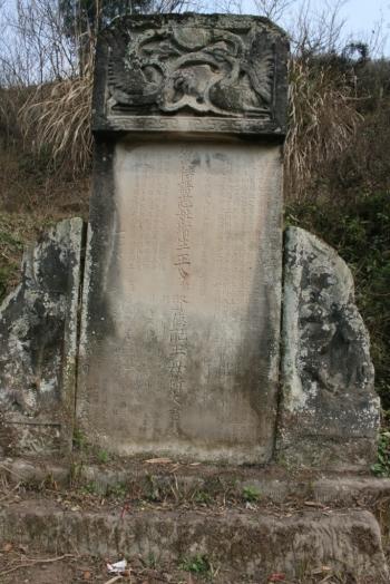 清点古墓群的数量图片