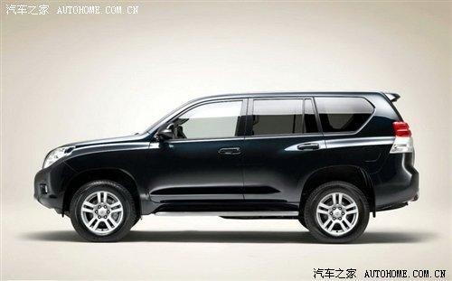 同级别最强的SUV 全新丰田普拉多发布 汽车之家