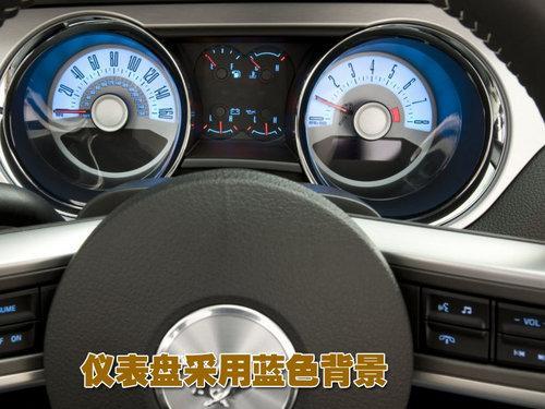 新款福特仪表盘指示灯图解