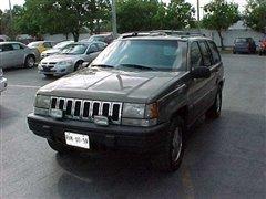 性格无法拷贝――全面测试jeep大切诺基
