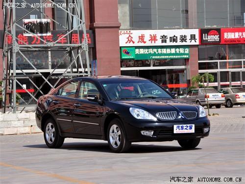 三菱 东南汽车 戈蓝 09款 2.4 尊贵升级版