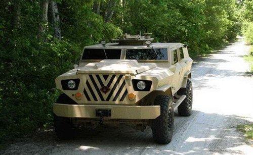 两款新车替代 美军正式停止采购悍马 新浪四川
