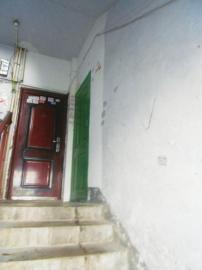 周克华和张贵英曾经租住过的房屋