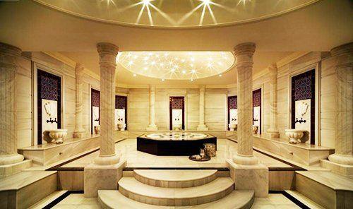 洗出来的风情看世界各地传统的洗澡堂