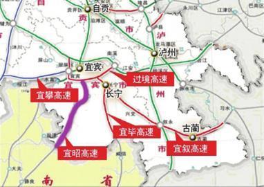 宜昭高速有望今年10月底开工。(图据网络)