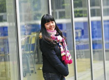 成都女孩魏欣巧被英国帝国理工学院录取。