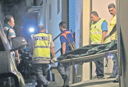 警员抬走两人的遗体,送往医院太平间解剖。