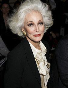时髦老太太心经 身材才是女人与