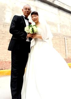 高墙里的集体婚礼