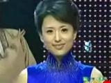 曝央视主持张蕾嫁50岁富商 毕福剑做媒